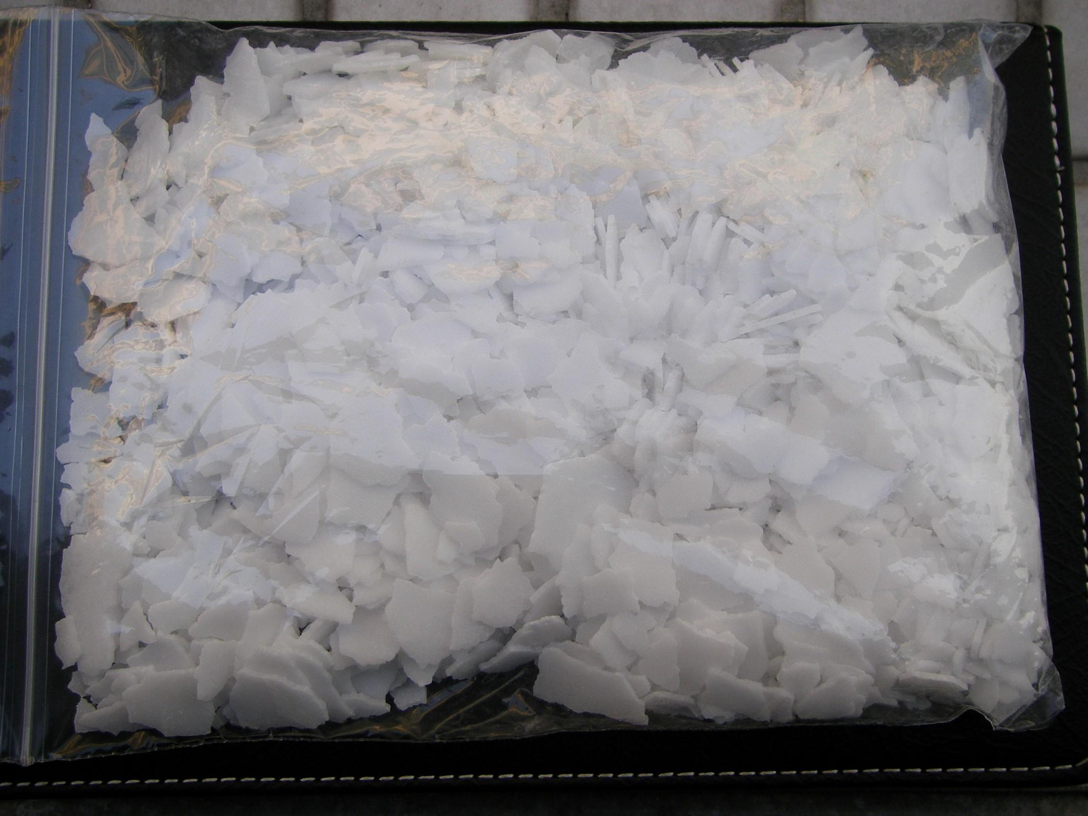 氢氧化钾质量标准